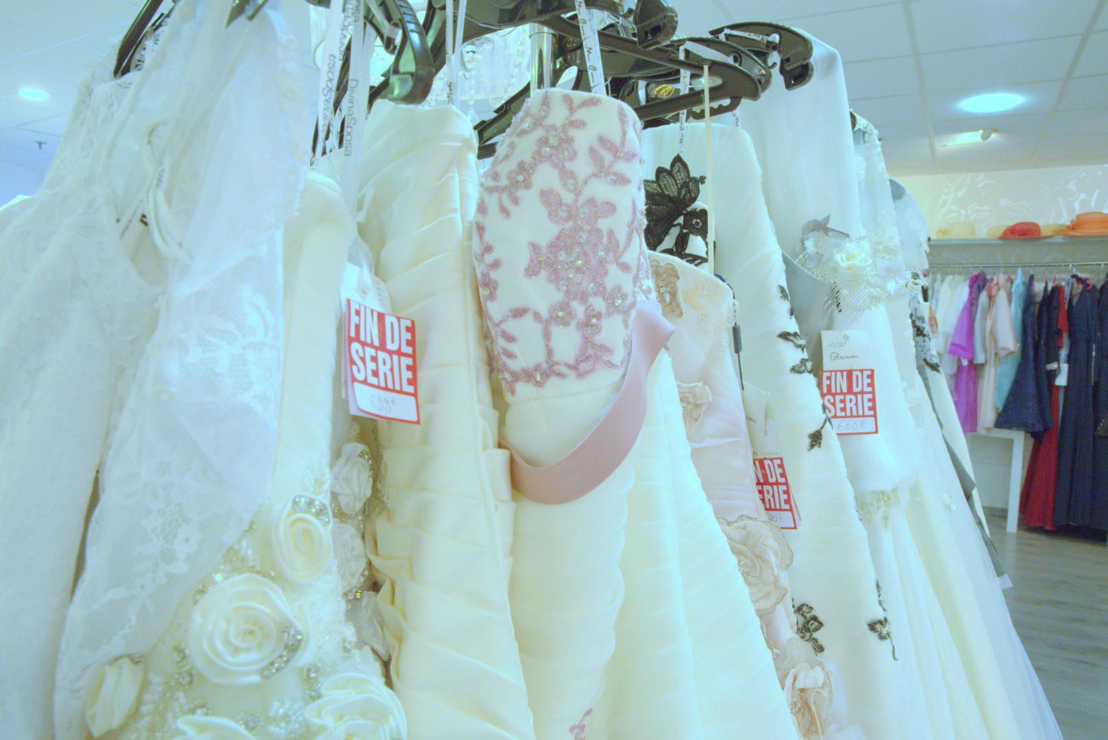 Boutique Lune de Miel Robes fin de séries - Accueil